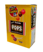 Tootsie Pops Assorted (100pc in a Display)