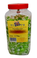 Tilleys West Indian Limes (2.27kg Tub)