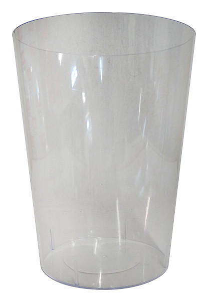 Clear Plastic Candy Buffet Cylinder - Large and more Partyware at The Professors Online Lolly Shop. (Image Number :11742)