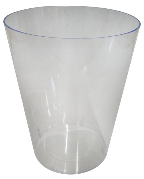 Clear Plastic Candy Buffet Cylinder - Large and more Partyware at The Professors Online Lolly Shop. (Image Number :11743)