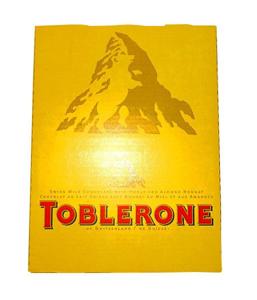 Toblerone Milk Chocolate and more Confectionery at The Professors Online Lolly Shop. (Image Number :10676)
