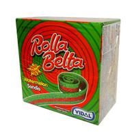Vidal Rolla Belts - Watermelon (24 belts x 19g in a display unit)