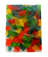 4D Gummy Blocks - Assorted (500g bag)