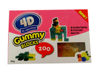 4D Gummy Blocks Box (85g x 12pc unit)