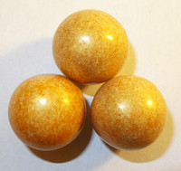 Gumballs - Shimmer Gold, by Oak Leaf Confections,  and more Confectionery at The Professors Online Lolly Shop. (Image Number :10496)