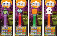 Pez Candy Dispensers - Halloween (6 x 17g)