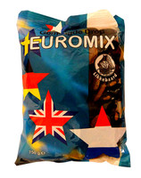 K & H Dutch Licorice - Gemengde Drop Euro Mix, by Kraepelien Holm Limecon,  and more Confectionery at The Professors Online Lolly Shop. (Image Number :10553)