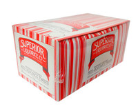 Superior Red Long Liquorice Twists (2.46kg display tub)