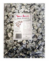 Sweet Treats Choc Eclairs - Silver (1kg)