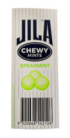 Jila Chewy Mints - Spearmint (24g x 18 boxes in a display unit)