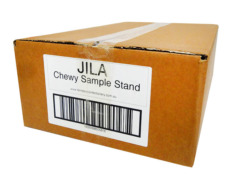Jila Chewy Mints - Starter Pack, by Ferndale Confectionery/Jila,  and more Confectionery at The Professors Online Lolly Shop. (Image Number :10720)