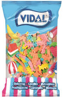 Vidal Centipedes and more Confectionery at The Professors Online Lolly Shop. (Image Number :11113)