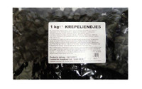 K & H Dutch Licorice - Krepeliendjes (Drops) (1kg bag)