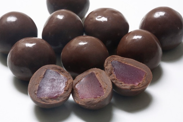 Premium Milk Choc Raspberries and more Confectionery at The Professors Online Lolly Shop. (Image Number :11435)