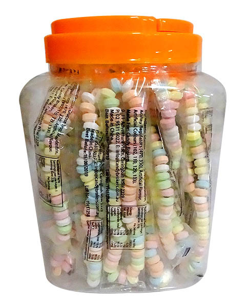 Candy Necklace, by Candy Brokers,  and more Confectionery at The Professors Online Lolly Shop. (Image Number :10854)