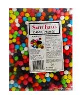 Sweet Treats Choc Pearls - Mixed Colours (1kg bag)