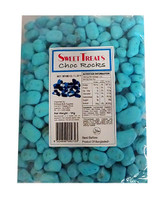 Chocolate Rocks Bulk - Blue, by Brisbane Bulk Supplies,  and more Confectionery at The Professors Online Lolly Shop. (Image Number :10862)