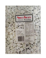 Sweet Treats Choc Rocks - White, by Brisbane Bulk Supplies,  and more Confectionery at The Professors Online Lolly Shop. (Image Number :10868)