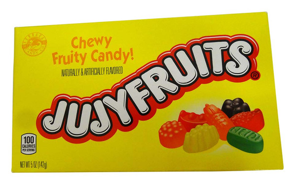 Jujyfruits and more Confectionery at The Professors Online Lolly Shop. (Image Number :14609)