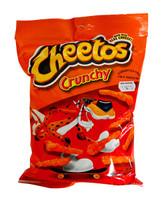 Cheetos Crunchy - Original (92g bag)