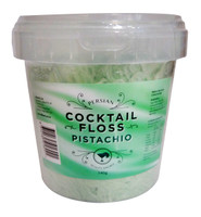 Persian Cocktail Green Fairy Floss - Pistachio (340g tub)