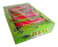 Beacon Fizzers Doubles - Strawberry and Apple, by Beacon,  and more Confectionery at The Professors Online Lolly Shop. (Image Number :11312)