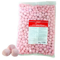 Verquin Bon Bons Strawberry and more Confectionery at The Professors Online Lolly Shop. (Image Number :11019)