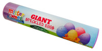Mister Sweet Giant Speckled Eggs Tubes (115g x 24pc unit)