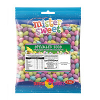 Mister Sweet Speckled Eggs - bulk and more Confectionery at The Professors Online Lolly Shop. (Image Number :10925)