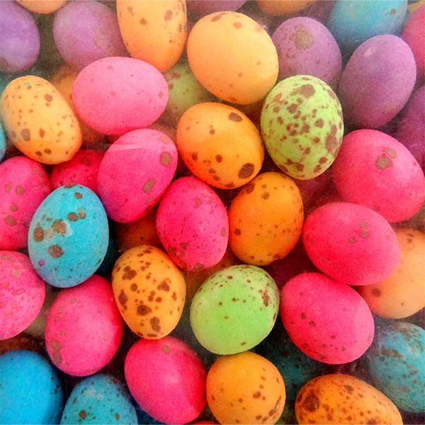 Mister Sweet Giant Speckled Eggs - bulk and more Confectionery at The Professors Online Lolly Shop. (Image Number :11250)
