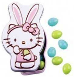 Hello Kitty Speckled Easter Eggs and more Confectionery at The Professors Online Lolly Shop. (Image Number :10899)