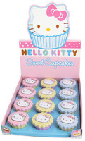 Hello Kitty Sweet cupcakes (12 x 23g tins)