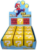 Super Mario Coin Candies (12 x 34g tin)
