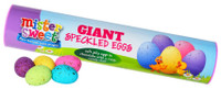 Mister Sweet Giant Speckled Eggs Tube and more Confectionery at The Professors Online Lolly Shop. (Image Number :10932)