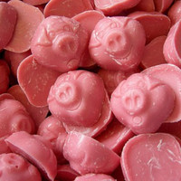 Lolliland Pinky Pigs - Bulk (12kg Box )