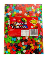 Lolliland Choc Buttons - Mixed (1kg bag)