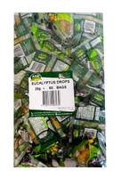 Aussie Drops - Eucalyptus Drops (60 x 25g Bags)