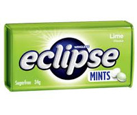 Eclipse Mints Lime (8 x 50pc Tins in a Display)