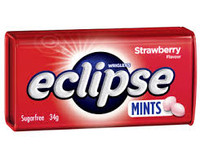 Eclipse Mints Strawberry and more Confectionery at The Professors Online Lolly Shop. (Image Number :10987)