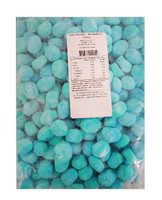 Verquin Bon Bons - Blue Raspberry, by Kingsway,  and more Confectionery at The Professors Online Lolly Shop. (Image Number :11606)