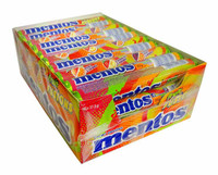 Mentos - Fruit Fuisons (40 Roll in a Display Unit)