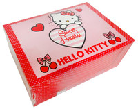 Hello Kitty Sweet Hearts and more Confectionery at The Professors Online Lolly Shop. (Image Number :11762)