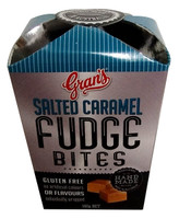 Gran s Fudge Bite  - Salted Caramel Fudge, by Grans,  and more Confectionery at The Professors Online Lolly Shop. (Image Number :13624)