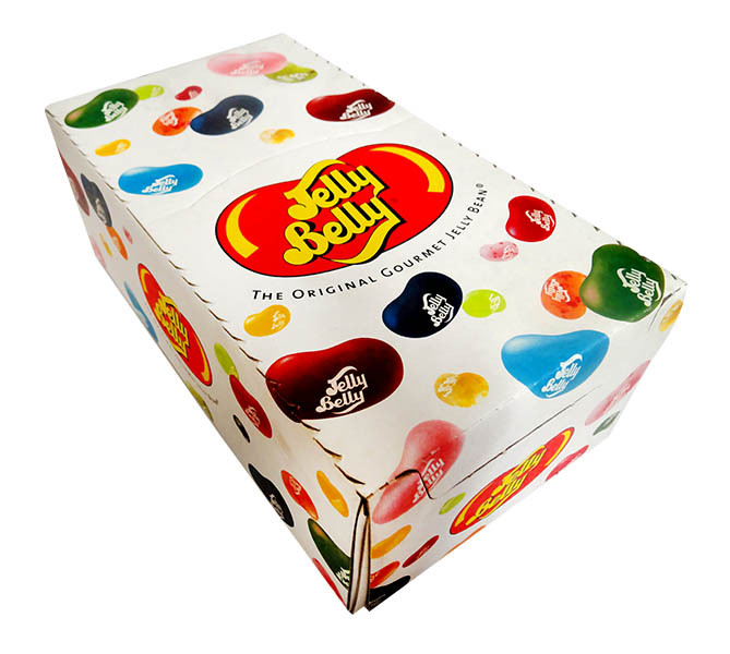 Jelly Belly - 10 Flavours, by Jelly Belly,  and more Confectionery at The Professors Online Lolly Shop. (Image Number :11498)