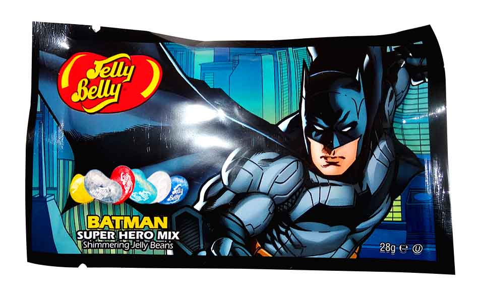 Jelly Belly - Super Heros, by Jelly Belly,  and more Confectionery at The Professors Online Lolly Shop. (Image Number :11506)