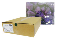 Belgian Milk Chocolate Hearts - Purple(5kg Box)