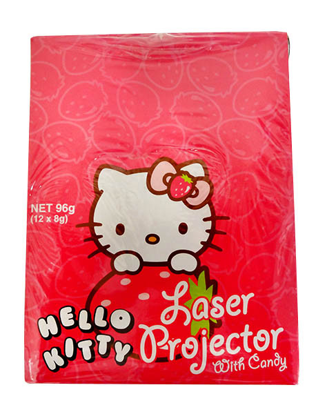 Hello Kitty Laser Projector and more Confectionery at The Professors Online Lolly Shop. (Image Number :11497)