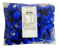 Belgian Milk Chocolate Hearts - Dark Blue (500g Bag)