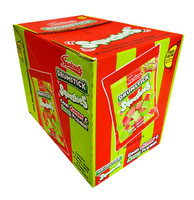 Swizzel Drumstick Squashies - Sour Cherry & Apple, by Swizzels Matlow,  and more Confectionery at The Professors Online Lolly Shop. (Image Number :11514)