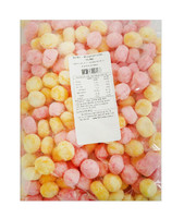 Verquin Bon Bons - Rhubarb And Custard (1kg bag)
